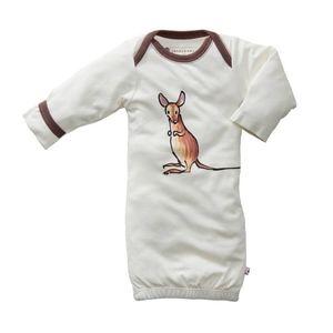 Babysoy Janey Baby Gown - Mala